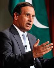 Ambassador Husain Haqqani